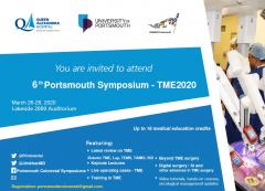 6th Portsmouth CME Symposium