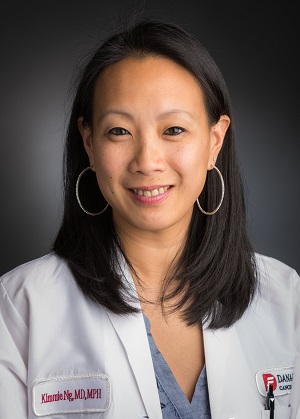 Kimmie Ng (Credit: Dana-Farber Cancer Institute)