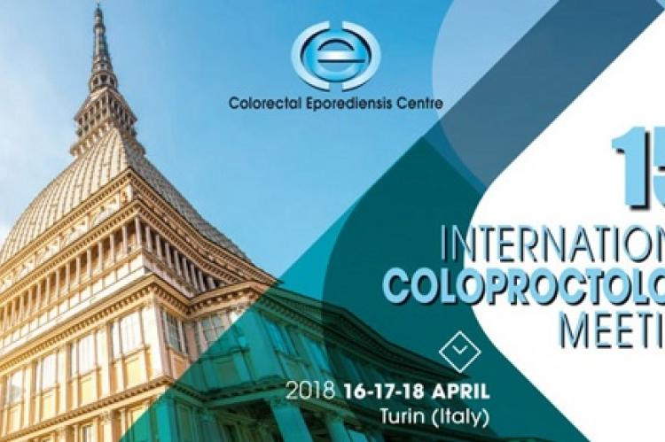 15th International Colorectal Meeting