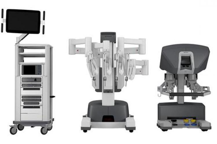 The da Vinci X Surgical System from Intuitive Surgical
